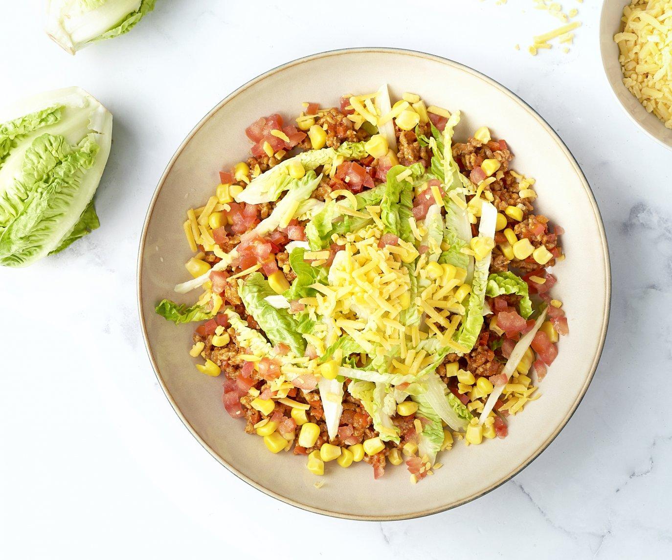 Lichte burrito bowl